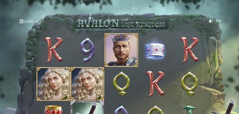 BGaming bringt Avalon Slot auf den Markt