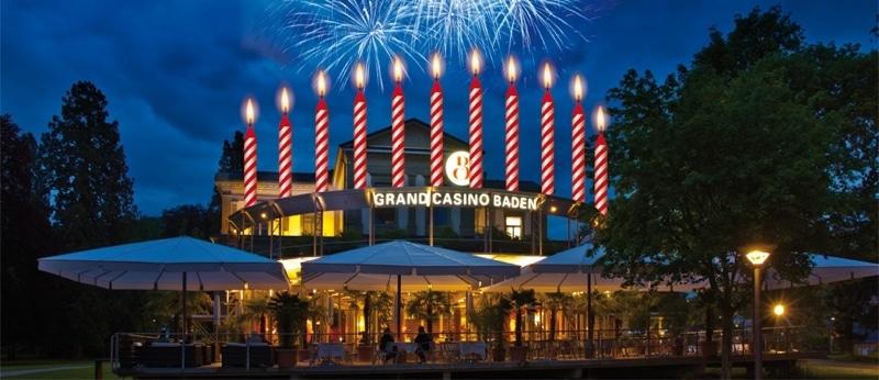 Grand Casino Baden versucht sich am Online-Gaming zu beteiligen