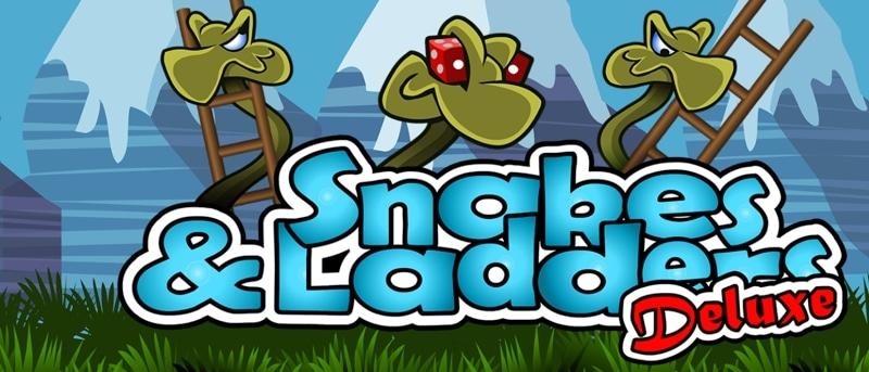 Deluxe-Erweiterung für Snakes & Ladders