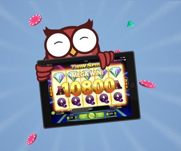 Casino Wings auttaa löytämään kaikista laadukkaimmat nettikasinot