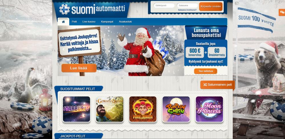Suomiautomaatti - 1