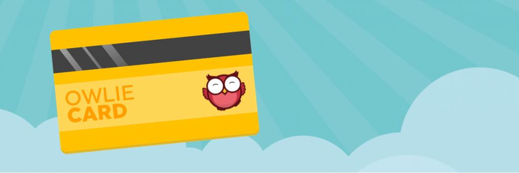 Owlie maksukortti