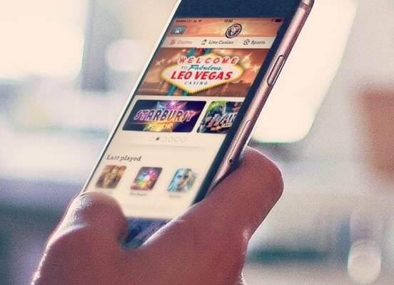 Mobiilikasinot Leo Vegas