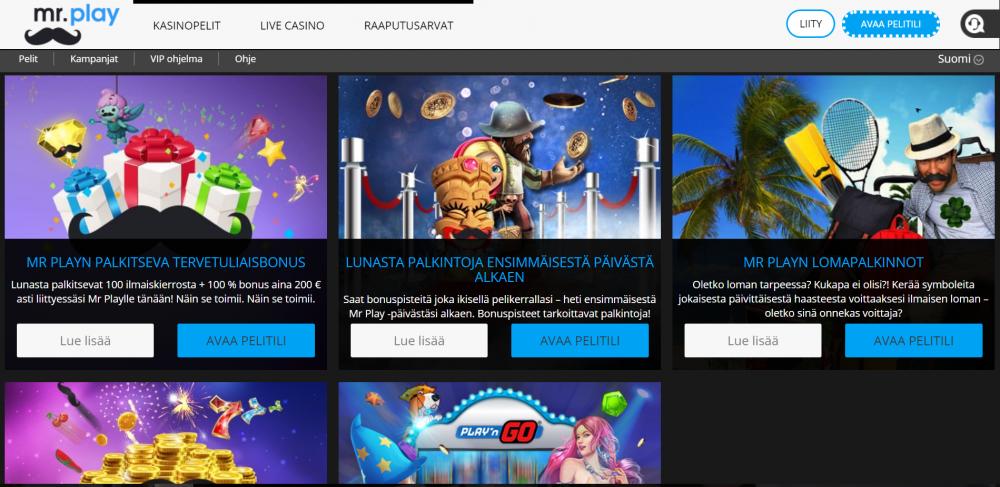 Mr Play Casino Wings - 2
