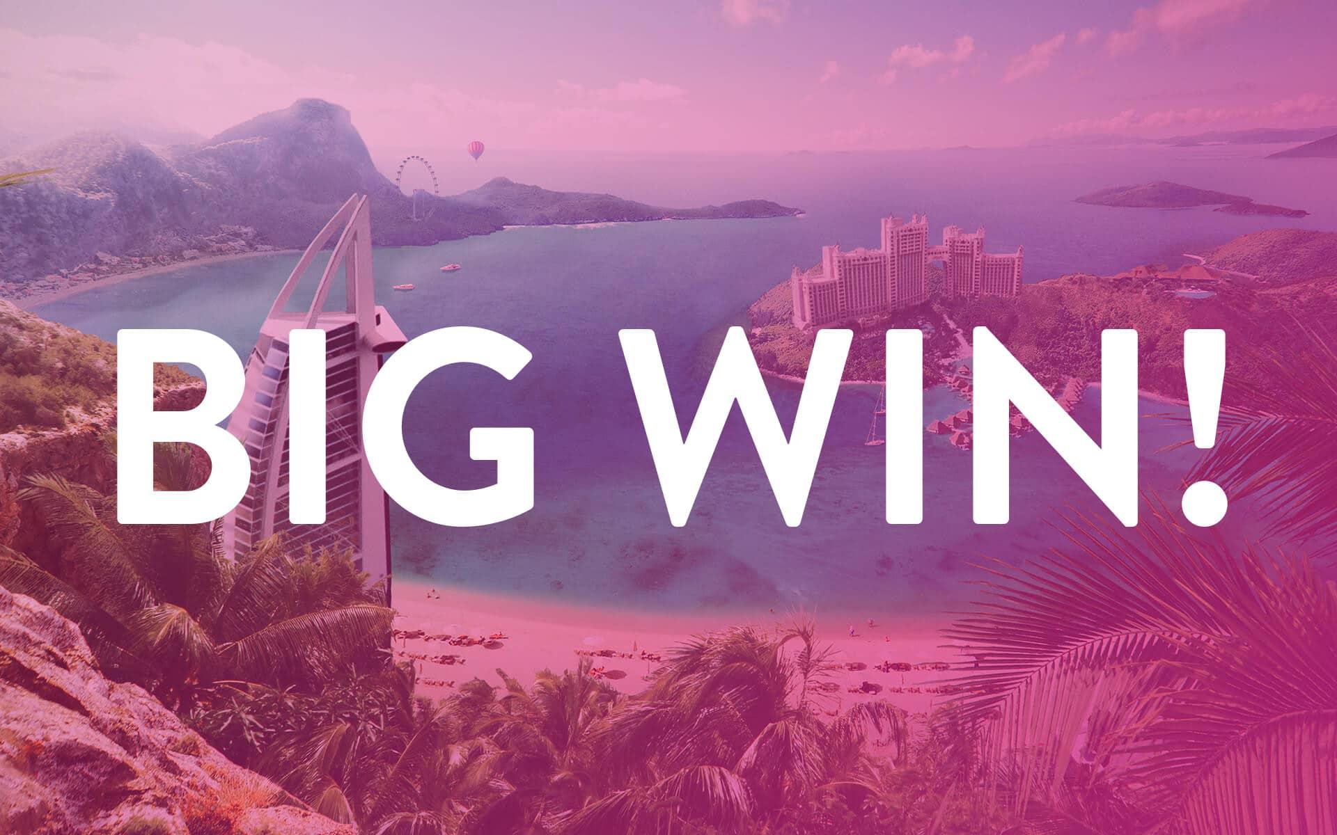Suuri voitto - Big Win
