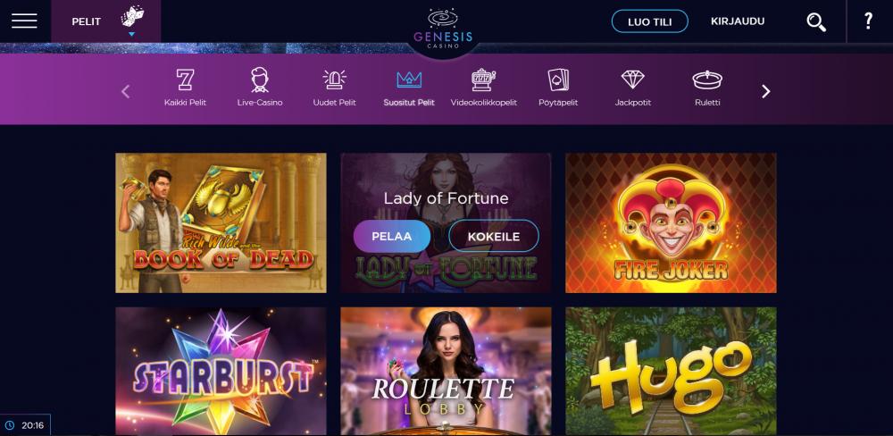 Genesis Casino - 2