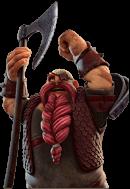 Hedelmäpelit - Vikings go Berzerk