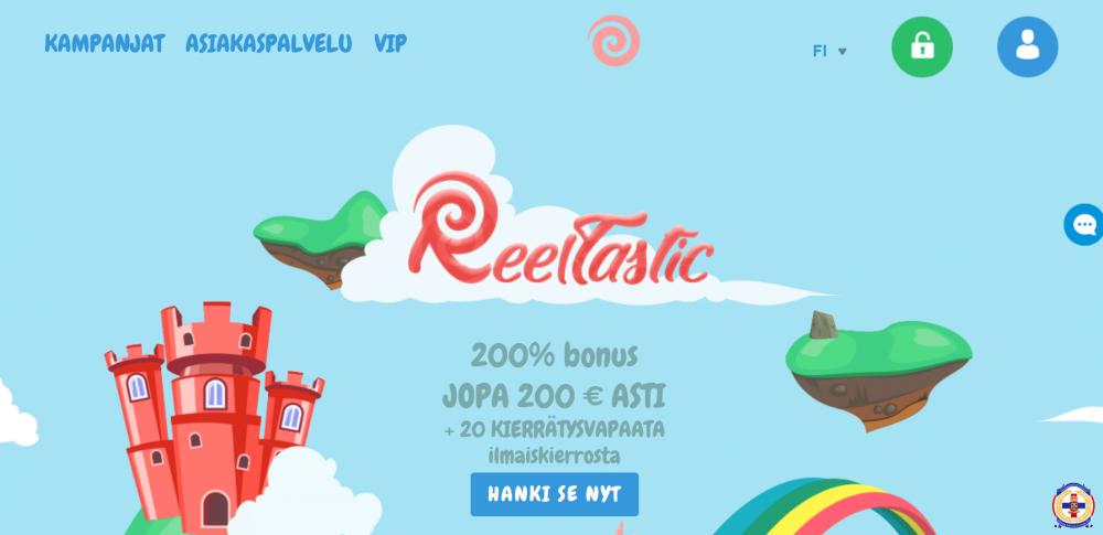 ReelTastic - 1