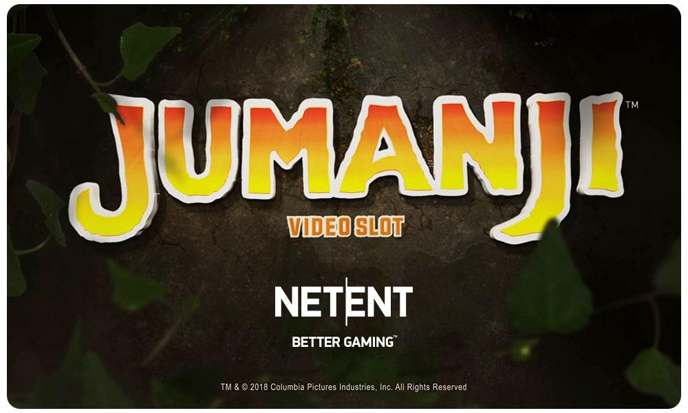 Jumanji NetEnt
