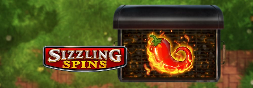Sizzling Spins Play'n GO