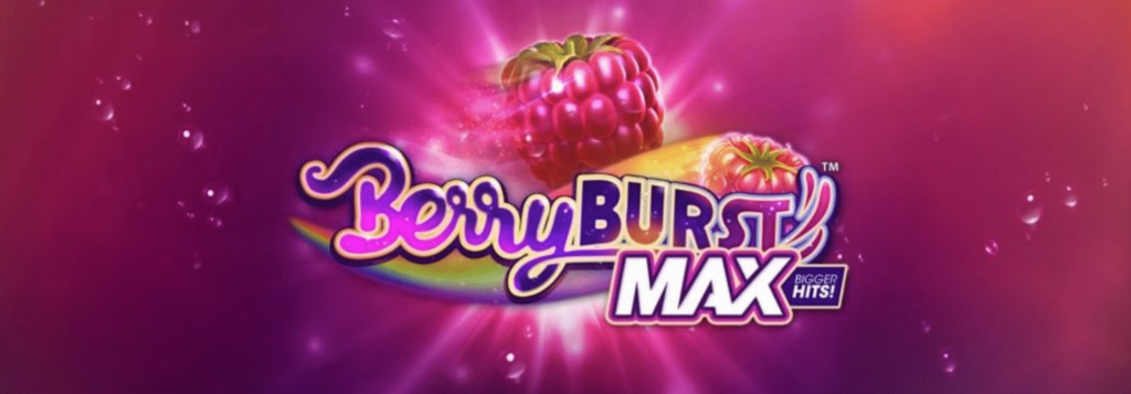 Berry Burst NetEnt