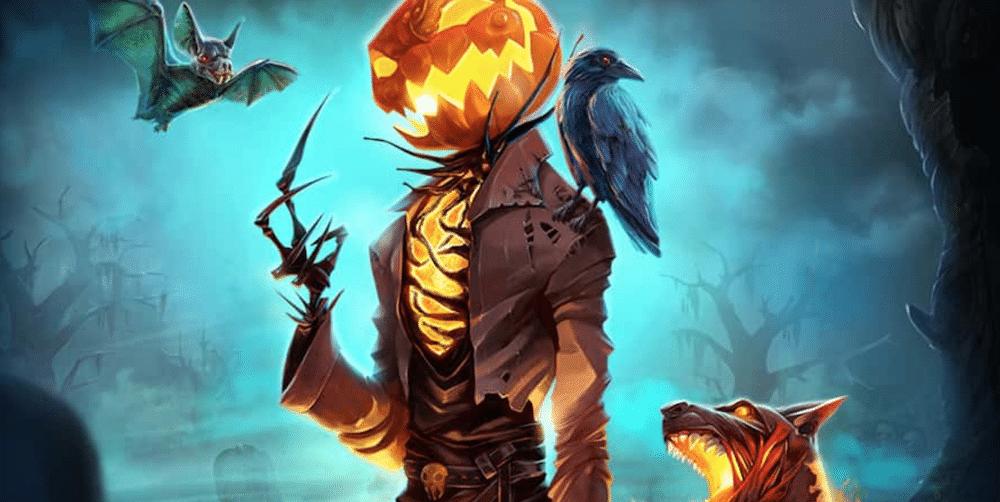 Halloween slotit