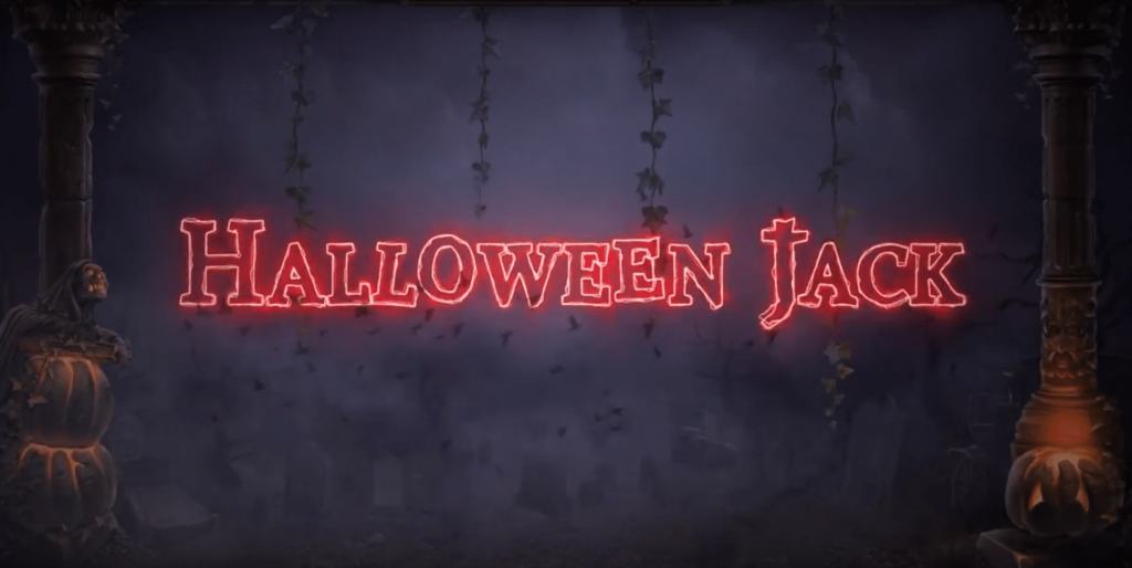 Halloween Jack NetEnt