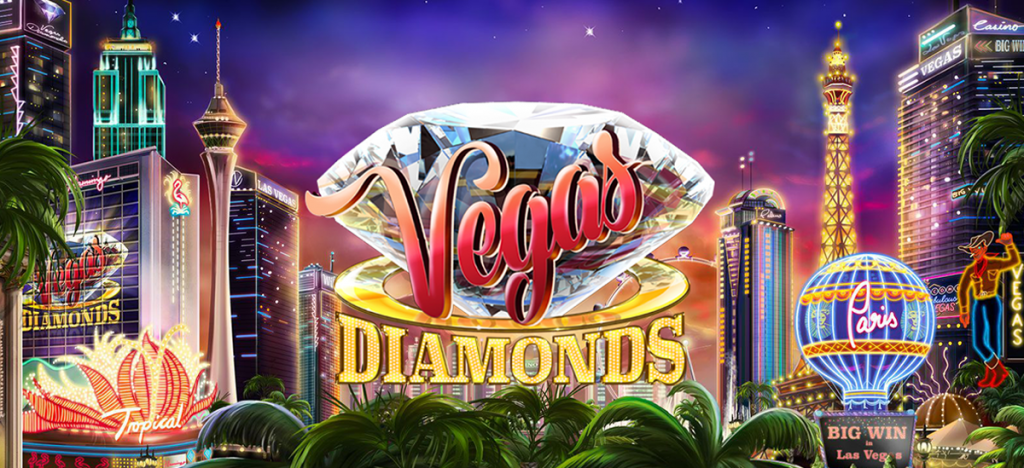 Vegas Diamonds, Elk Studios