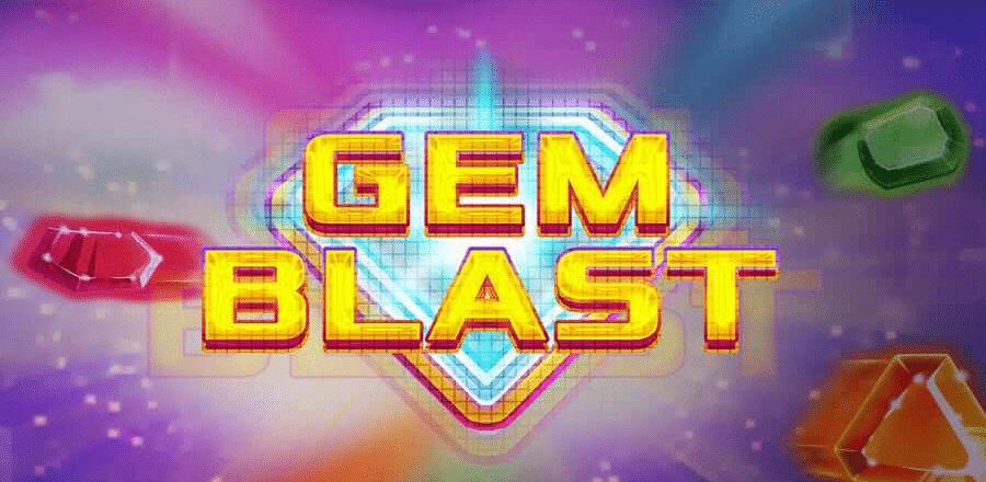 Gem Blast Red Tiger Gaming