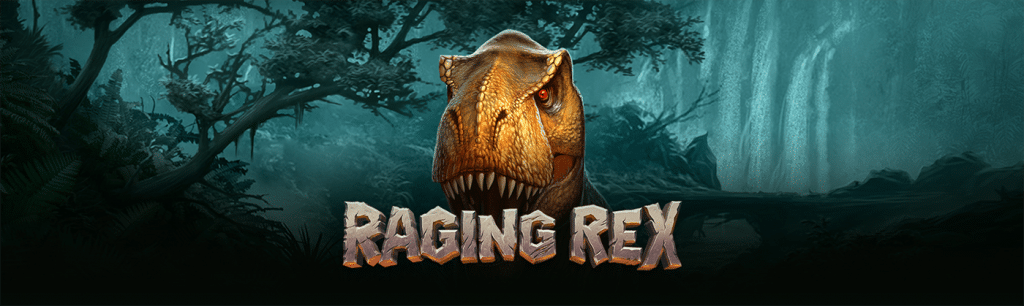 Raging Rex, Play'n GO