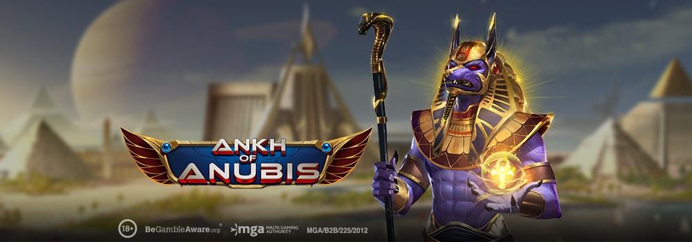 Ankh Of Anubis, Play'n Go