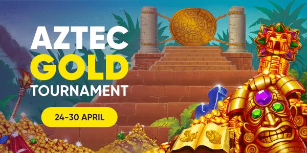 Osallistu Bao Casinon Aztec Gold -turnaukseen