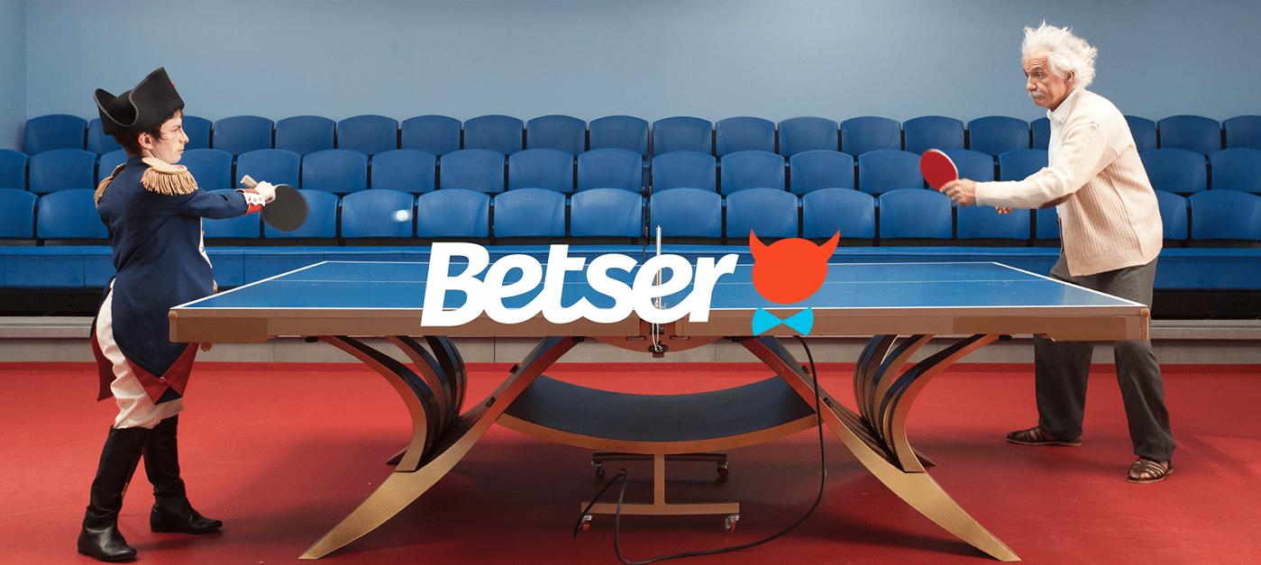 Uutta Betserilla: bonukset ilman kierrätysvaatimuksia!