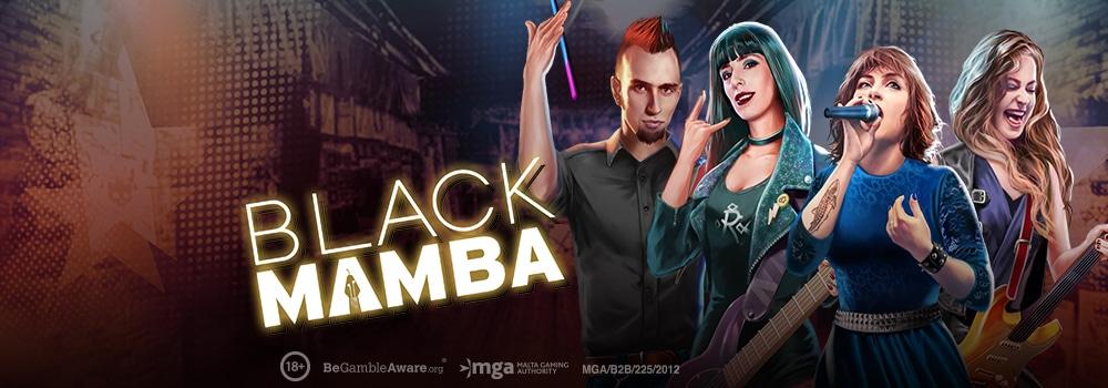 Black Mamba, Play'n Go