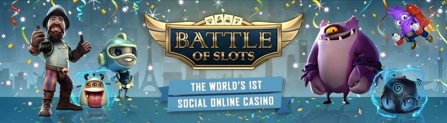 Onko Battle of Slots sinulle tuttu?