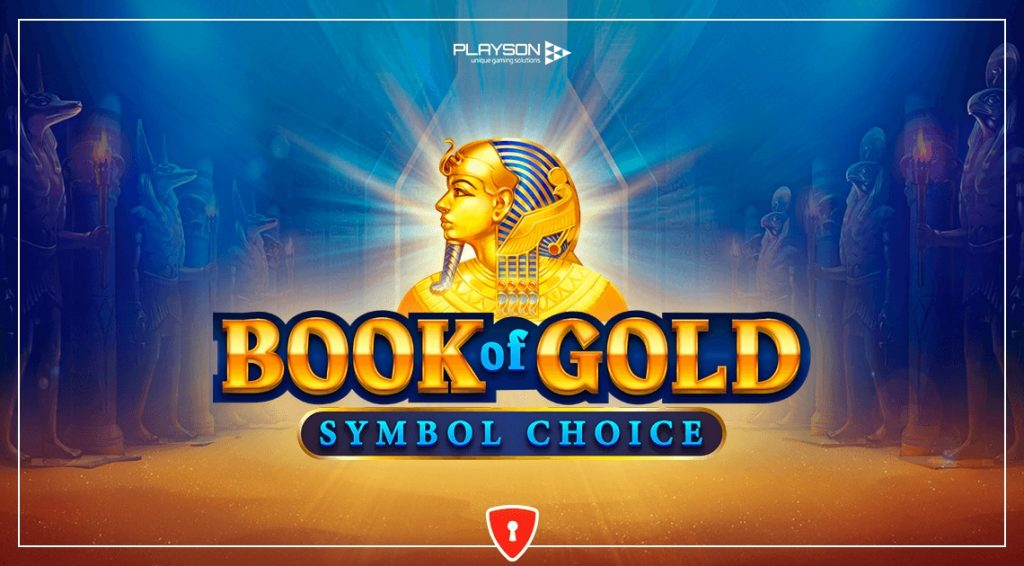 Book Of Gold Symbol Choice, Playson