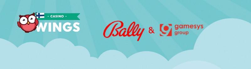 Bally's ostaa Gamesys Groupin