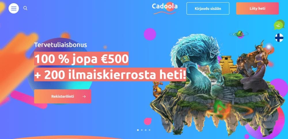 Cadoola - 1