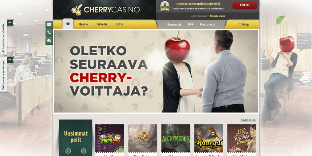 Ostetaanko Cherry AB pois pörssistä?