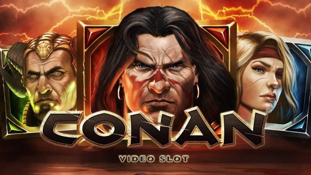 Conan, Netent