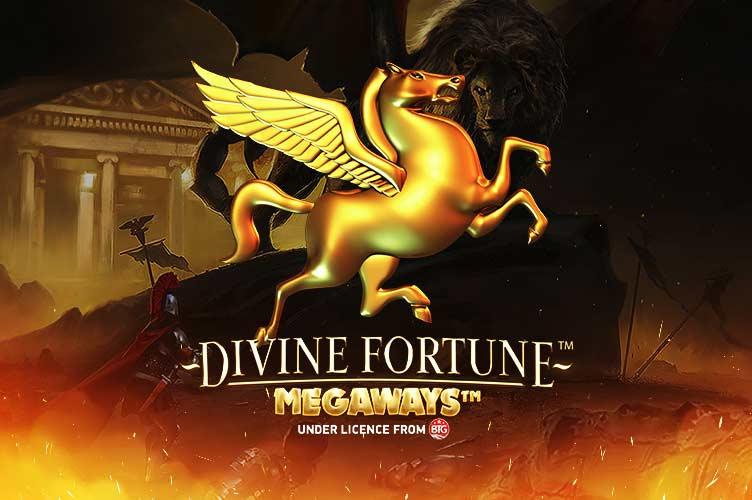 Divine Fortune™ Megaways™ on nimetty vuoden tuotelanseeraukseksi