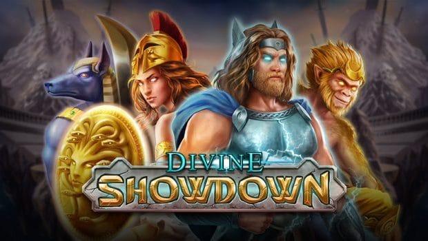 Divine Showdown, Play'n Go