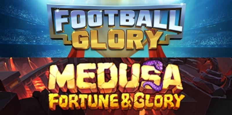 Uusia pelejä: futishuumaa ja mystinen Medusa
