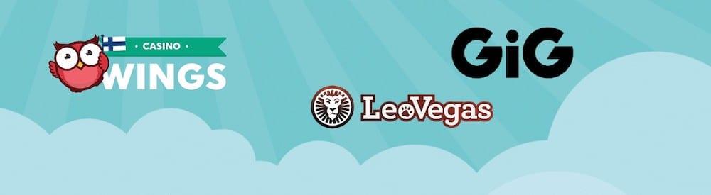GiG sekä LeoVegas julkaisivat ensimmäisen kvartaalin tulosraporttinsa