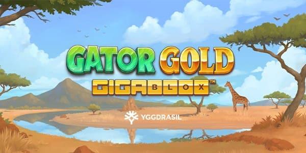 Yggdrasilin uutuudet Jaguar SuperWays sekä Gator Gold Gigablox™