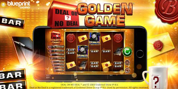 Blueprint Gamingin uudet pelit Eye of Dead ja Deal or no Deal: Golden Game
