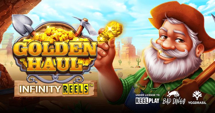 golden haul infinity reels™
