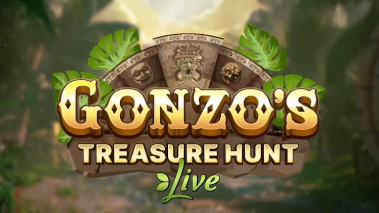 Evolution Gamingin uutuus: Gonzo's Treasure Hunt