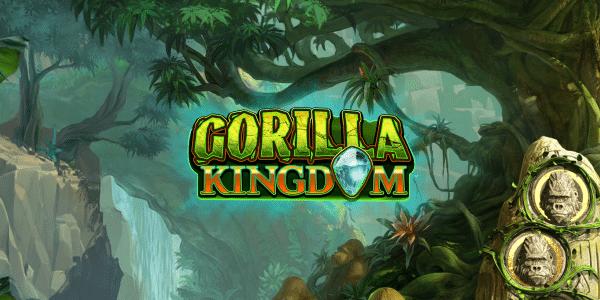 Kokeile NetEntin uutta Gorilla Kingdom -slottia