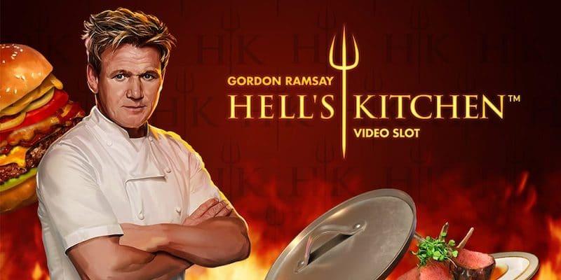 NetEntin uusi peli Gordon Ramsay's Hell's Kitchen™