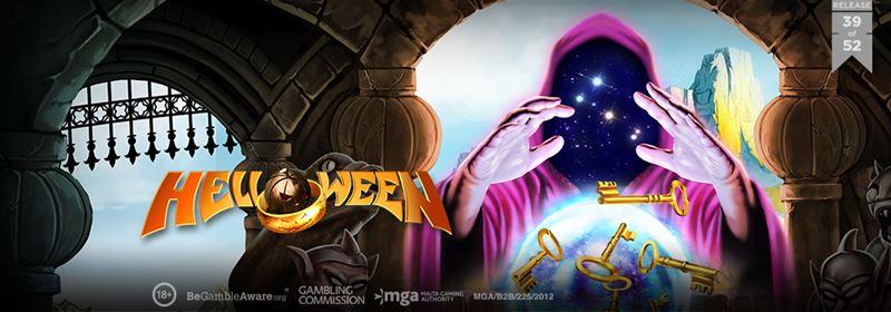Pääse Halloween-tunnelmiin näissä uusissa kasinopeleissä