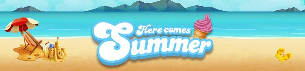 Here Comes Summer, 1×2 Gaming