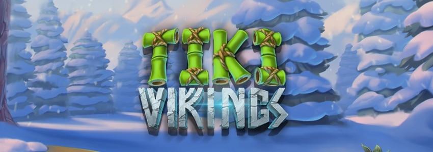 Kokeile uutta, hullua viikinkislottia