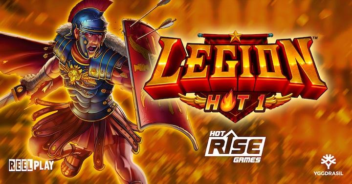 Yggdrasil pamauttaa pihalle uutuuspelejä – HippoPop, Lotsa Lines, Crazy Mix sekä Legion Hot 1