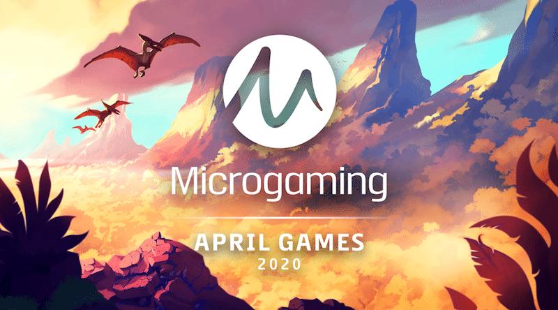 Microgaming esittelee huhtikuun uutuuspelinsä