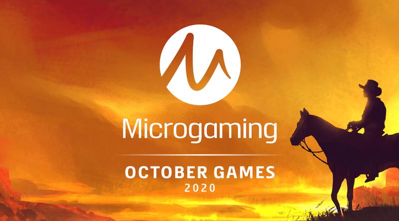Tutustu Microgamingin lokakuun uutuuksiin