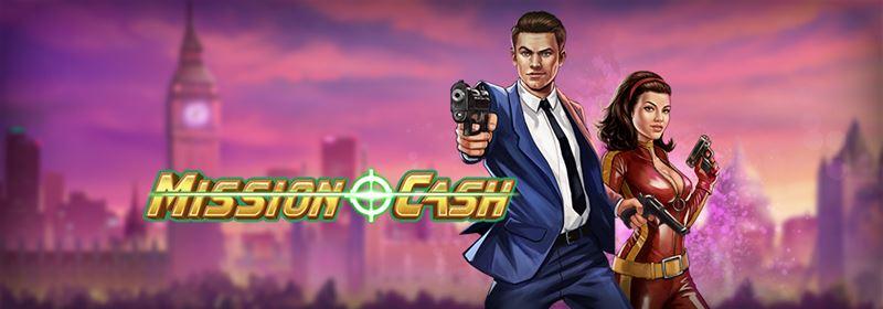 Mission Cash, Play'n Go
