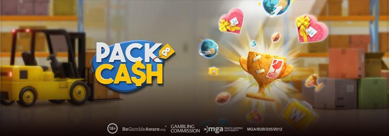 Play'n Go:n uutuuspelit Free Reelin' Joker, Pack & Cash sekä Blazin' Bullfrog
