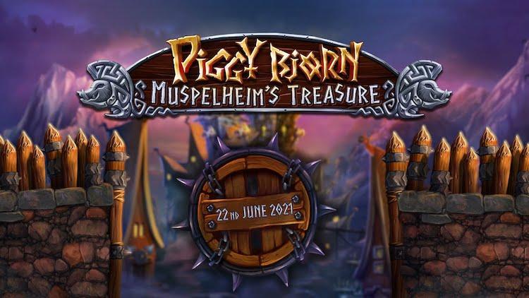 piggy bjorn muspelheim's treasure