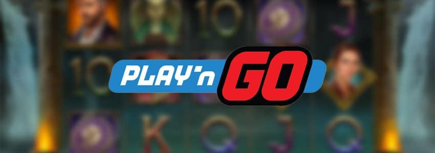 Huimat 52 uutta Play'n GO -slottia vuonna 2020